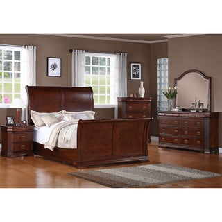 Kensworth Sleigh Bed 5-piece Set