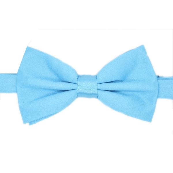 Ferrecci Men's Sky Blue Bowtie