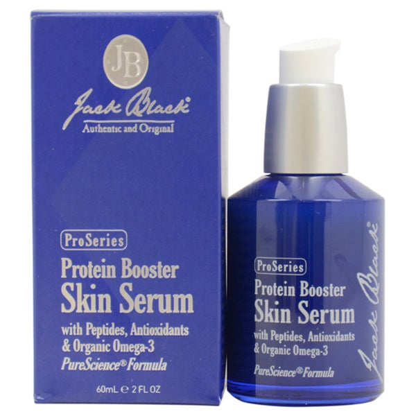 Jack Black Protein Booster Skin 2-ounce Serum