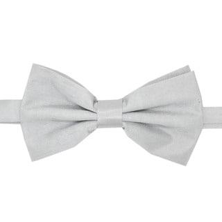 Ferrecci Men's Silver Bowtie