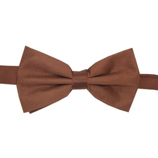 Ferrecci Men's Brown Bowtie
