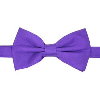 Ferrecci Men's Purple Bowtie