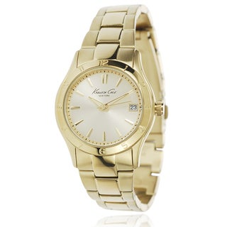 Kenneth Cole Women's Stainless Steel Link Watch