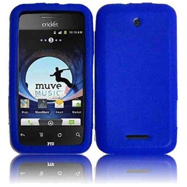 INSTEN Soft Silicone Phone Case Cover for ZTE Score X500/ X500m