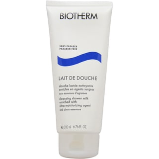 Biotherm Lait De Douche Cleansing 6.76-ounce Shower Milk