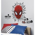 Marvel's Ultimate Spider Man Web Head Peel and Stick Wall Decals