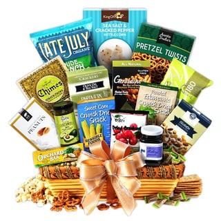 Healthy Gift Basket Premium