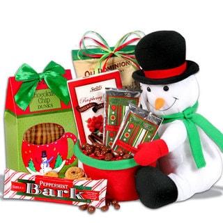 Snowman's Festive Favorites