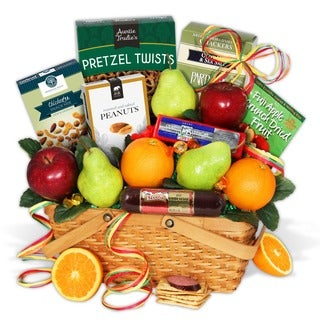 Nature's Picnic Fruit Gift Basket
