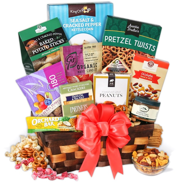 Healthy Gift Basket Classic
