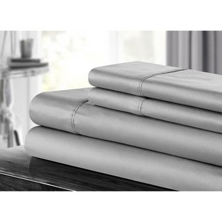 Chic Home 500 Thread Count Cotton 4-piece Sheet Set