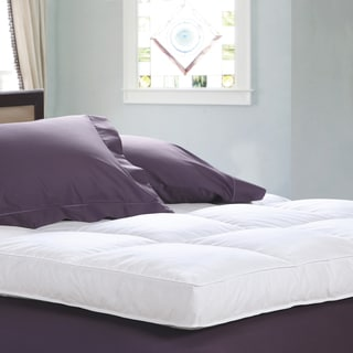 Famous Maker 230 Thread Count Down Alternative Fiber Bed
