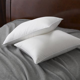 Famous Maker 230 Thread Count Firm Down Alternative Pillow