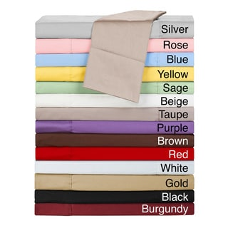 Chic Home Cotton 300 Thread Count Sheet Set