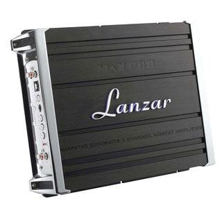 Lanzar MAXP2760 2000 Watts 2 Channel High Power Mosfet Amplifier (Refurbished)