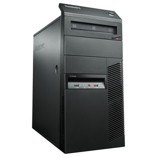 Lenovo ThinkCentre M78 10BR0005US Desktop Computer - AMD A-Series A8-