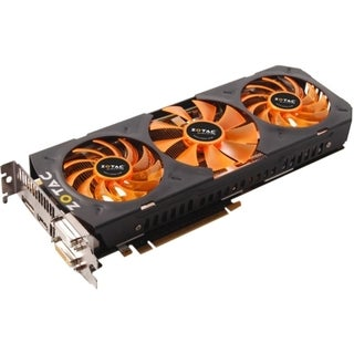 Zotac ZT-70205-10P GeForce GTX 780 Graphic Card - 941 MHz Core - 3 GB