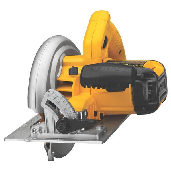 DeWalt 7.25-inch Lightweight Circular Saw