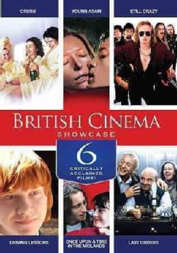 British Cinema Showcase: 6-Movie Set (DVD)
