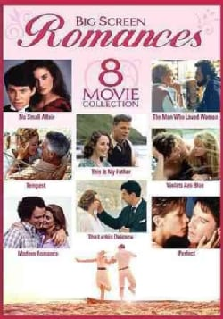 Big Screen Romances: 8-Movie Set (DVD)