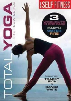 Total Yoga 3-Pack: Flow Series (Earth, Fire & Water)