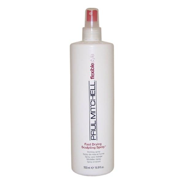 Paul Mitchell 16.9-ounce Fast Dry Sculpting Hair Spray