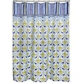 Sea Scallop Sky Shower Curtain