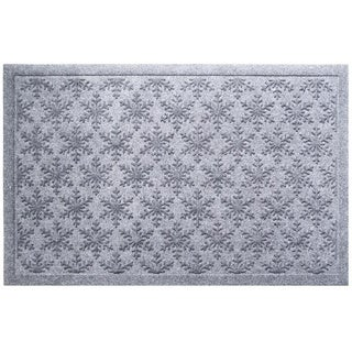 "Snowflakes Weather Beater Mat (22""x35"")"