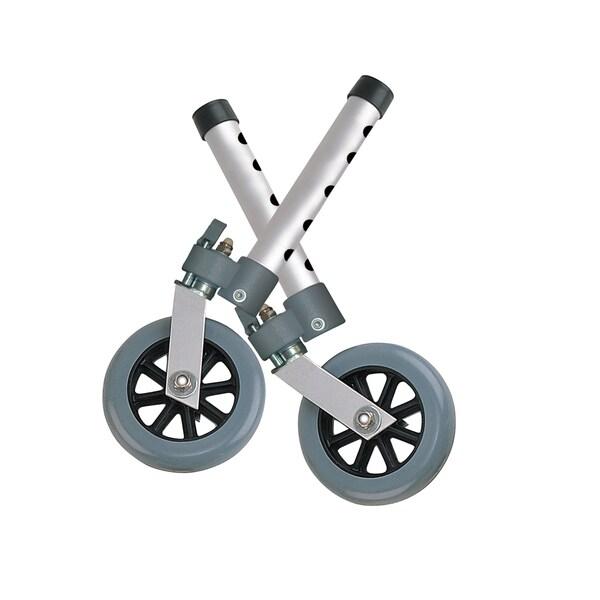 Swivel Lock 5-inch Walker Wheels