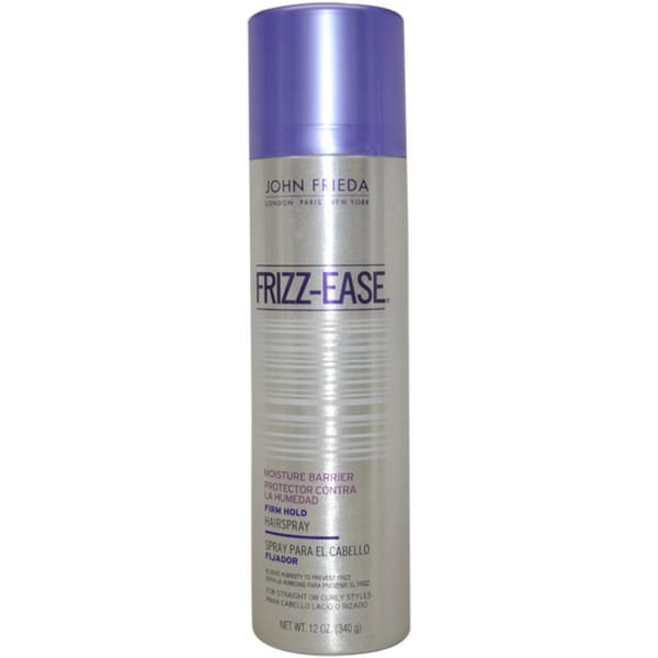 John Frieda Frizz Ease Moisture Barrier Firm Hold 12-ounce Hair Spray
