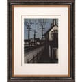"Bernard Buffet ""The village road"" Original Lithograph"
