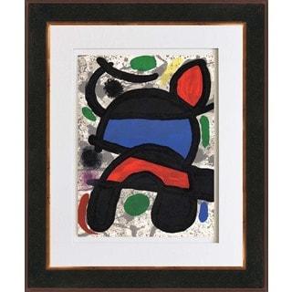 Joan Miro 'Untitled - DM06' Original Lithograph
