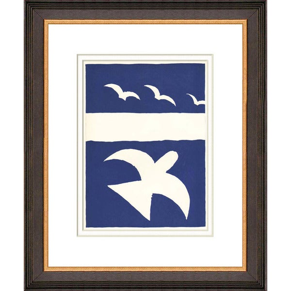 Georges Braque 'Untitled - V31-L1' Lithograph