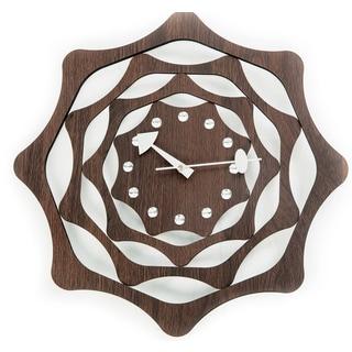 HGTV Mid-century Modern 20-inch George Nelson Webb Clock
