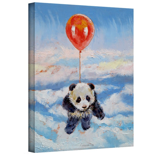 Michael Creese 'Balloon Ride' Gallery-wrapped Canvas