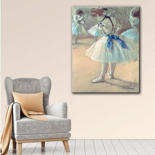 Art Wall Edgar Degas 'Dancer' Gallery-Wrapped Canvas