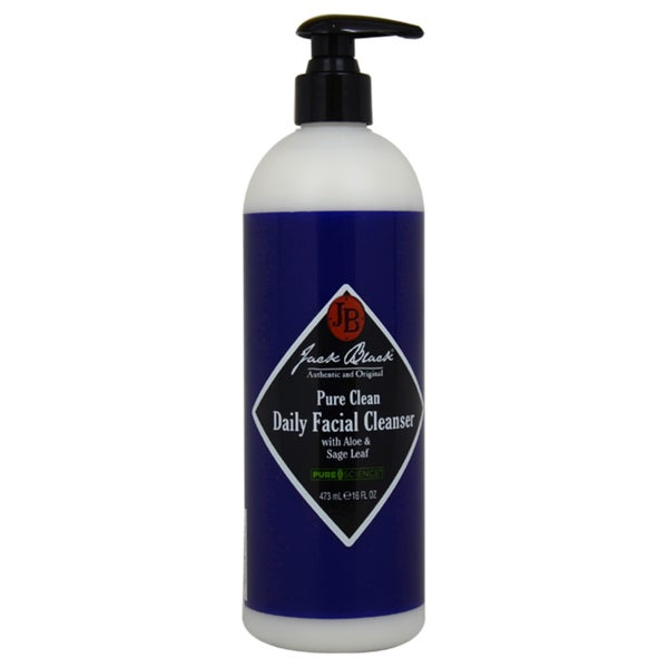 Jack Black Pure Clean Daily Facial 16-ounce Cleanser