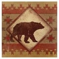 Lodge Bear Coaster Set