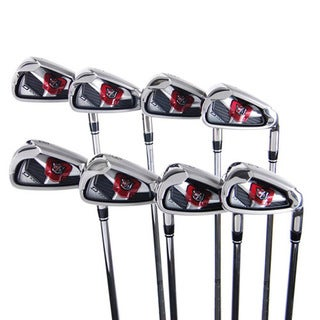 Wilson D-100 Iron Set 4-PW GW with Free Hybrid