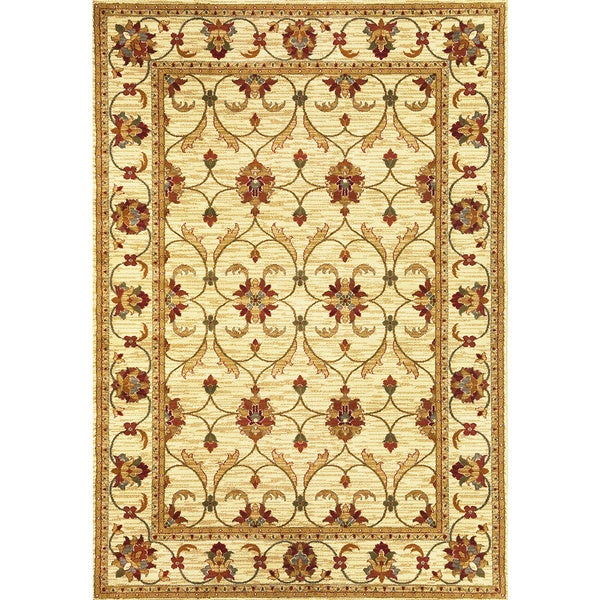Connections Vintage Ivory Rug (2'7 x 4'1) 12131271