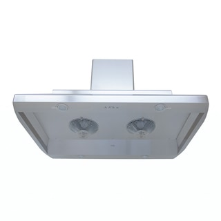 Kobe Premium IS-123 Series Stainless Steel 42-inch Island Range Hood