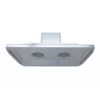 Kobe Premium IS-123 Series 36-inch Island Recirculating Range Hood