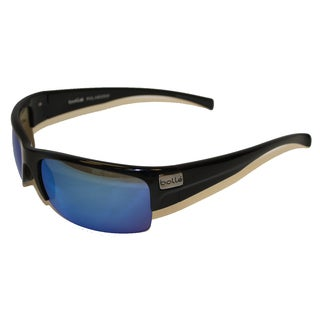 Bolle Zander Black/Polarized Blue Sunglasses