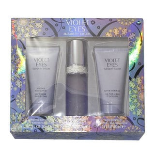 Elizabeth Taylor Violet Eyes Women's 3-piece Gift Set