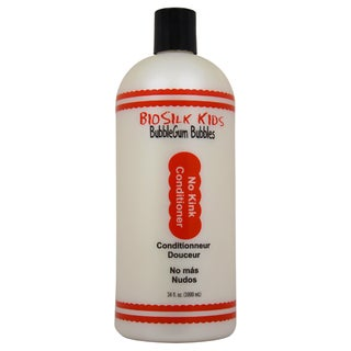 Biosilk Kids BubbleGum Bubbles No Kink 34-ounce Conditioner