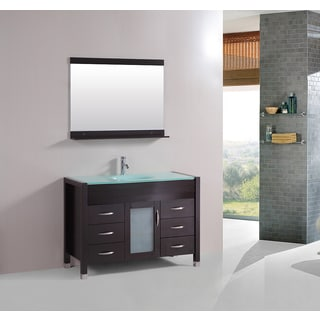 Kokols Free Standing Single Bathroom Vanity