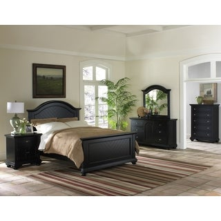 Napa Black Bedroom 5-piece Set
