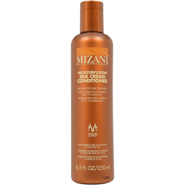Mizani Moisturfusion Silk Cream 8.5-ounce Conditioner