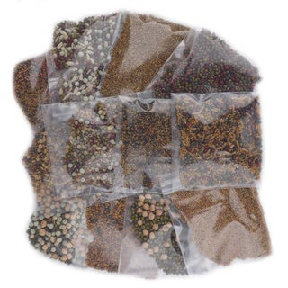 Small Quantity Seed Mix Sampler (Pack of 12)