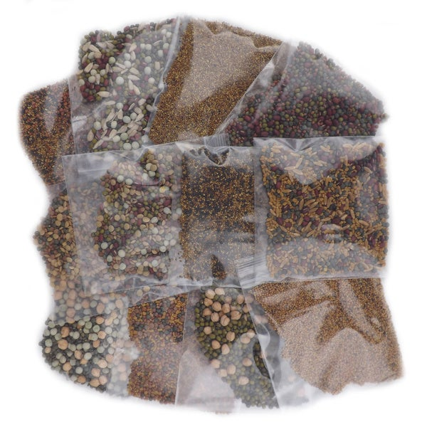 The Sprout House Small Mix Seed Sampler (Pack of 12)